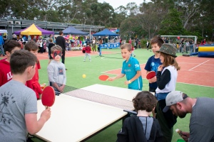 OWPS Community Festival outdoor games