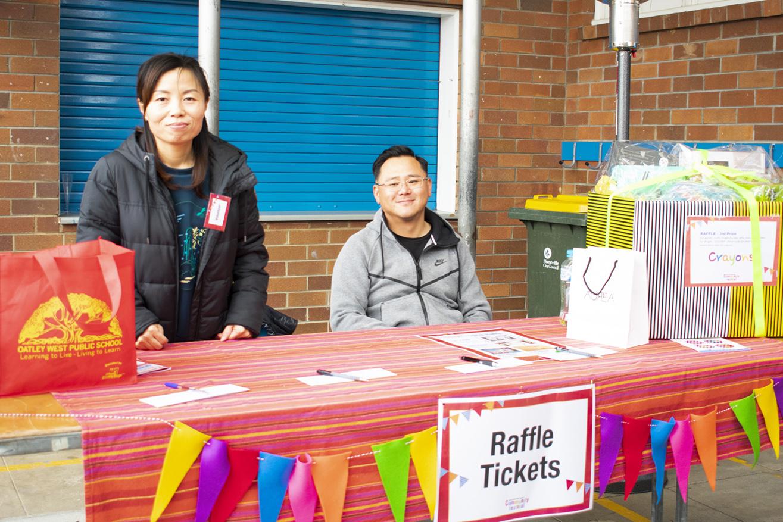 OWPS Community Festival Volunteers