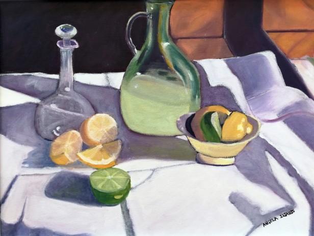 Angela Iliadis, Lemons and Limes